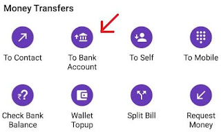 phonepe money transfer