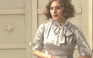 Camila Il Segreto vestito bello