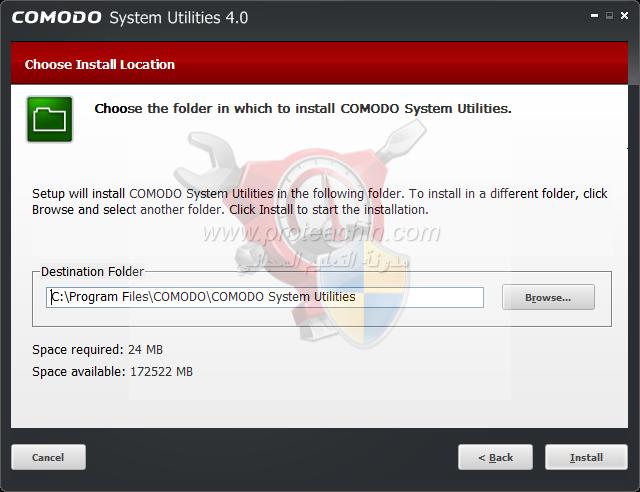 تحميل وتثبيت برنامج COMODO System Utilities لتسريع الويندوز وإصلاح مشاكله