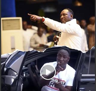 See Nigerians reacts as Prophet Jeremiah Fufeyin announces August break program in MercyTV