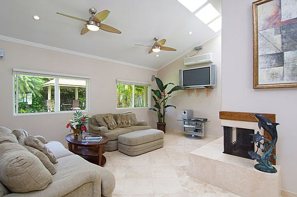How to choose the best low profile ceiling fans dream - Living room ceiling fan ...