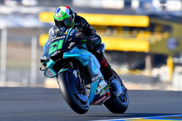 Hasil Kualifikasi MotoGp Valencia 2020, Morbidelli Raih Pole Position !!!