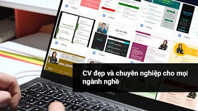 Chia sẻ mẫu CV - Sơ yếu lý lịch cực đẹp và chuyên nghiệp dành cho mọi ngành nghề