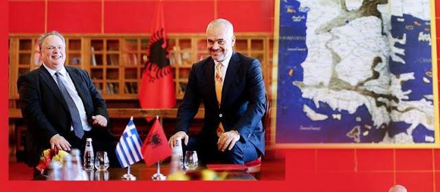 Το Βορειοηπειρωτικό φεύγει, το Αλβανοτσάμικο είναι εδώ!