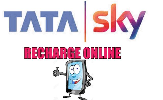 Tata Sky Recharge Online
