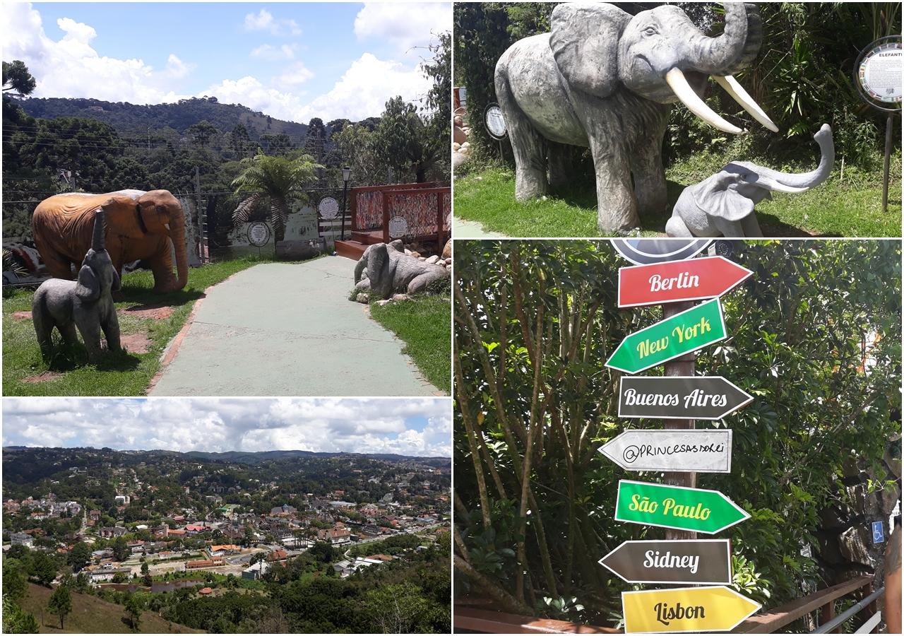 Campos do Jordão, Parque dos Elefantes