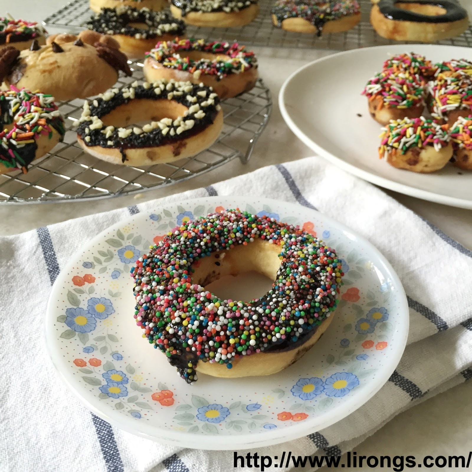 Lirong a singapore food and lifestyle blog recipe donuts air fryer recipe donuts air fryer forumfinder Images