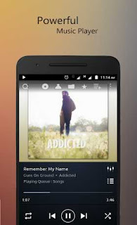 PowerAudio Pro Music Player 9.1.0 android  for Apk