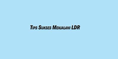 Tips Sukses Menjalani LDR
