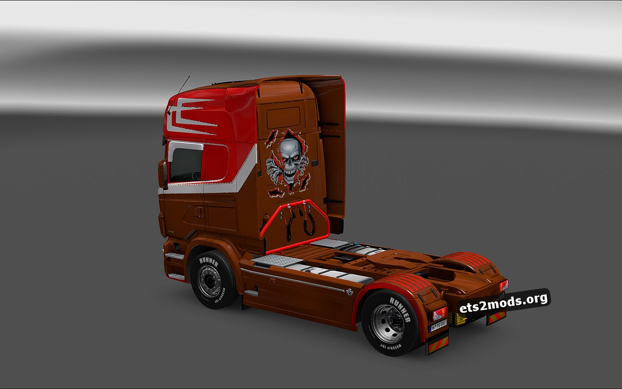 Oldschool Skin for Scania RJL
