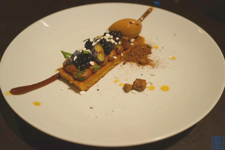Le Chameau Bleu - Dessert Restaurant gastronomique Volta - Gand