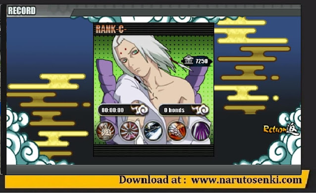 Download Naruto Senki The Last V2 Mod Naruto-War Apk Unlock Kimimaro, Pain & Orochimaru for Android
