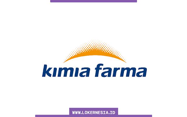 Lowongan Kerja PT Kimia Farma (Persero) Tbk Seluruh Indonesia Februari 2021