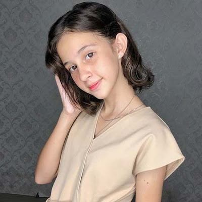 Gabriella Quinlyn pemeran Ratih di Kembalinya Raden Kian Santang