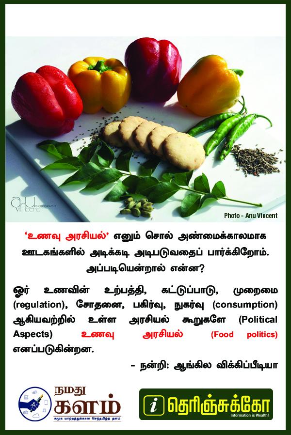 Food Politics - An Introduction