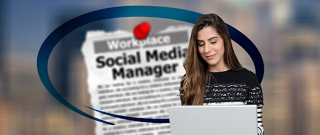 Social Media Manager-Work From Home