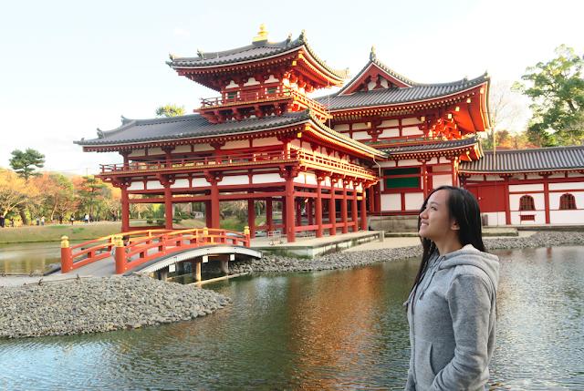 Byodoin temple, Uji