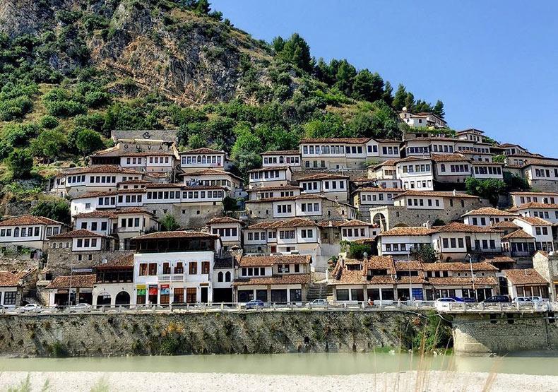 Berat: La ciudad de las mil ventanas | Albania