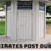 Postal code of Dubai Abu Dhabi and united Arab emirates