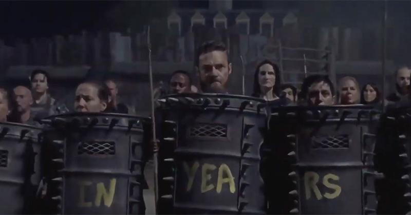 The Walking Dead - Trailer 2 10ª Temporada