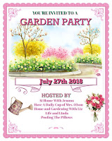 Won't you join us for our July Garden Link Party?