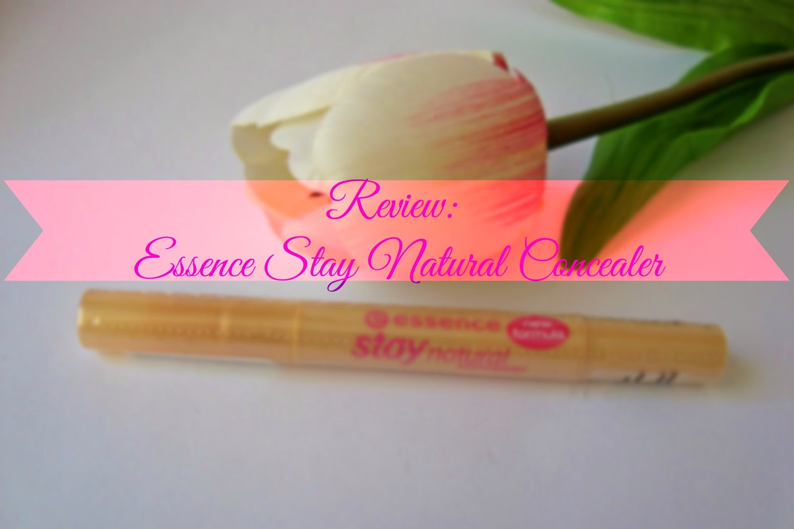 Essence Stay Natural concealer review