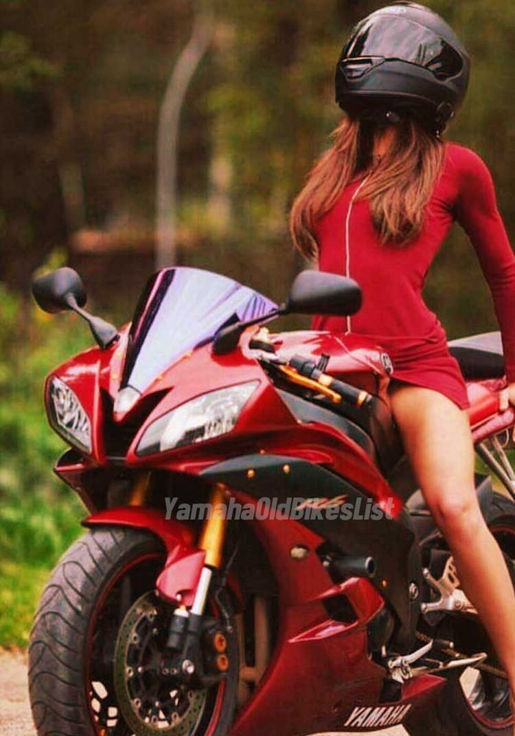 Girls   Yamaha Bikes   Fire   Part 2