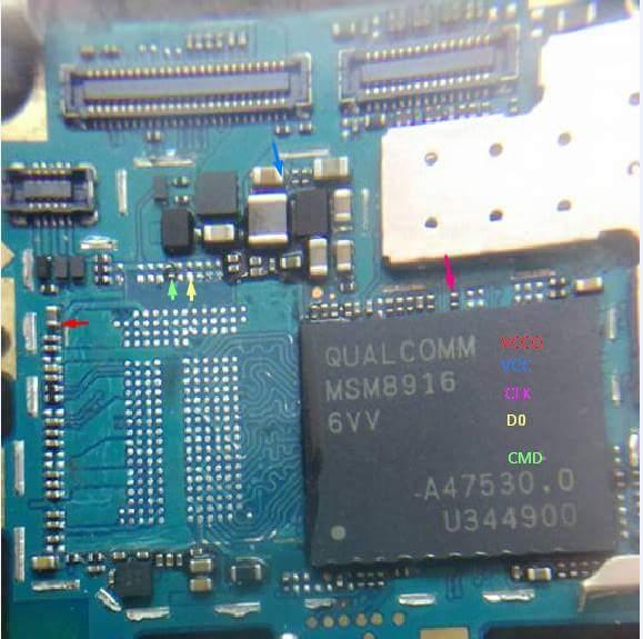 Isp Oppo R3001