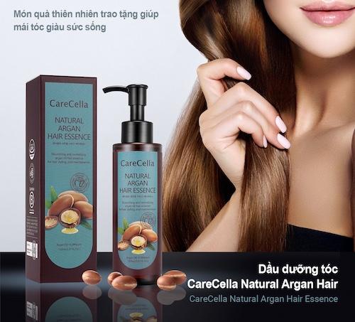 Dầu dưỡng tóc CareCella Natural Argan