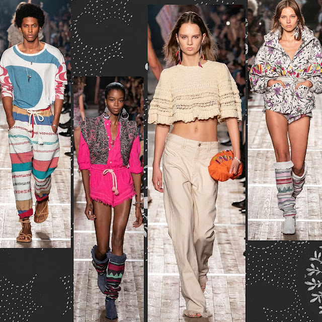 Isabel Marant Spring Summer 2020 Paris Fashion Week by RUNWAY MAGAZINE