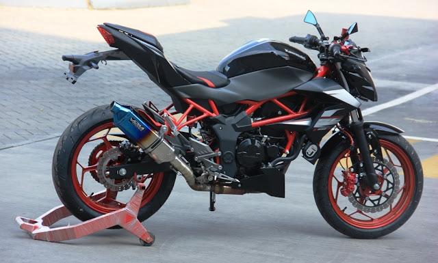 Kelebihan dan Kekurangan Motor Kawasaki Z250SL Terbaru