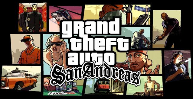 Tüm Grand Theft Auto San Andreas Hileleri ve Daha Fazlası