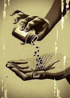 caja de medicinas
