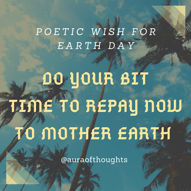 Poetry for kids- Earth Day Poetry - AuraOfThoughts
