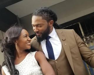 Uti Nwachukwu And Simi Drey Sets Wedding Date (See details)