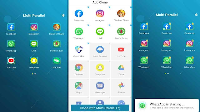 10 Best Clone Apps for Android