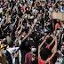 Ένταση στη Μυτιλήνη: Διαμαρτυρία μεταναστών – Ζητούν να φύγουν από το νησί