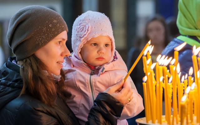 О. Андреј Чиженко: Како можемо да научимо децу да се моле?
