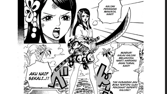 spoiler manga one piece 965