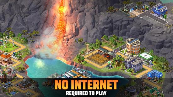 Game Offline Terbaik untuk Android  sim city