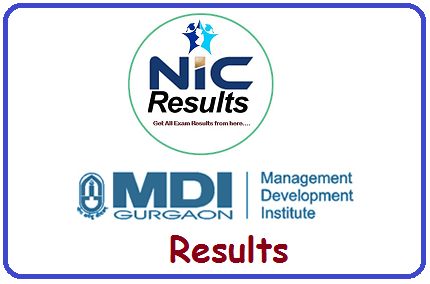 MDI Gurgaon-PGDM Admission Results