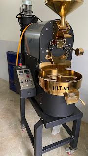 Máy rang cà phê Brotek 1kg