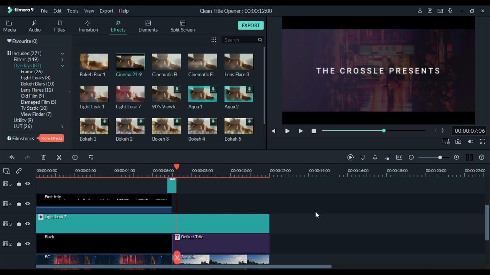 wondershare filmora tutorials
