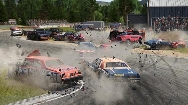"""""""Wreckfest"""" Game thể thao đua xe chiến đấu 3D 2018"""