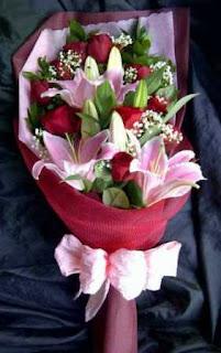 Bunga Perkawinan di Penjaringan Jakarta Utara