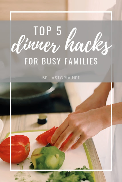dinner hacks for busy families