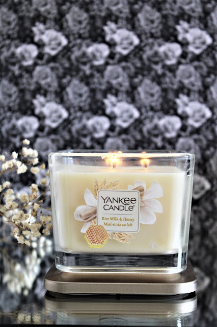 Rice Milk Honey Yankee Candle avis, rice milk and honey yankee candle, miel et riz au lait yankee candle, yankee candle riz au lait, avis bougie miel et riz au lait yankee candle, new yankee candle, nouveaux parfums yankee candle, rice milk honey candle