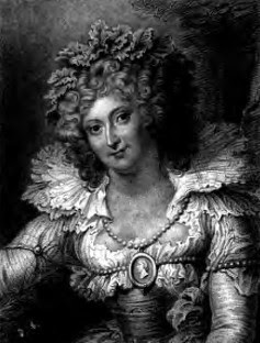 Mrs Fitzherbert  from Memoirs of George IV  by Robert Huish (1831)