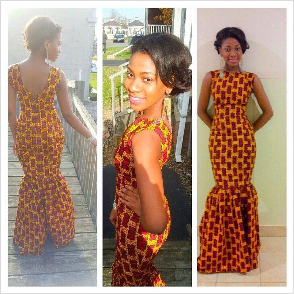Traditional: Subira Wahure Official African Couture Blog: LONG DRESSES