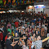 Público prestigia shows durante os festejos